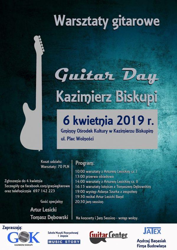 Guitar Day 2019 Kazimierz Biskupi